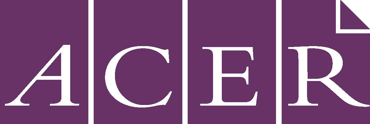 Australian Council for Educational Research Logo